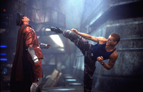 The Most Mismatched Fistfights in Movie History: Sylvester Stallone v. John Lithgow