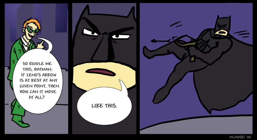 The Philosophy of Batman