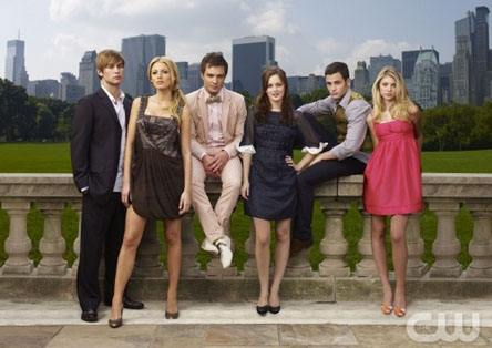 Gossip Girl Season 2 Begins: The Rich Are Just Like You and Me