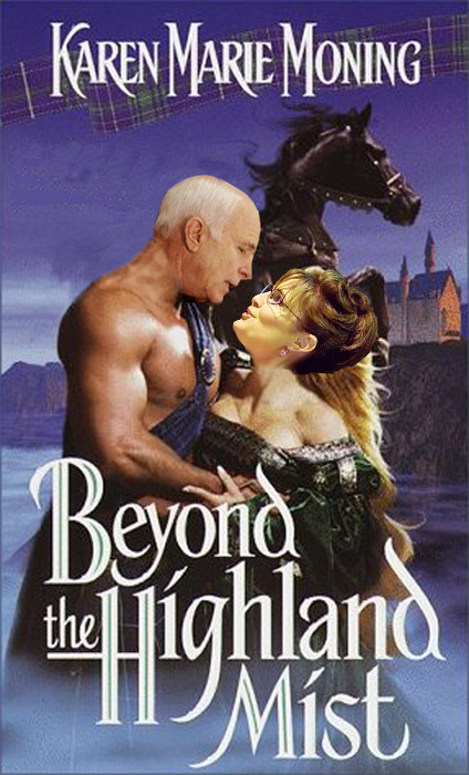 McCain-Palin: The Romance Novel