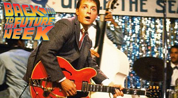 Marty McFly Did Not Invent Rock 'n' Roll [BTTF Week]