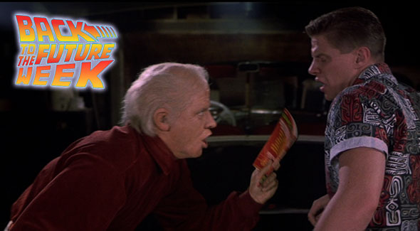 How Time Travel Works (and doesn't) in Back To The Future [BTTF Week]