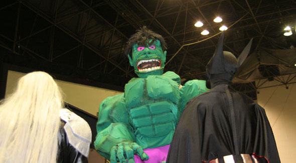 NY Comic-Con, Day 2: Costume Photo Gallery