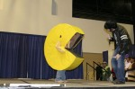 Pac-Man was a crowd favorite