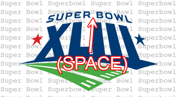 """Superbowl"" vs ""Super Bowl"": An American Spelling Crisis"