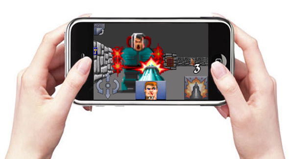 Wolfenstein 3D and the iPhone: The Odd Couple