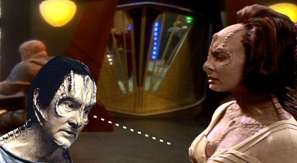 Overthinking Star Trek: Do Cardassians Have Nipples?