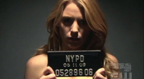 Justice is Blonde: Theories of Crime and Punishment in Gossip Girl