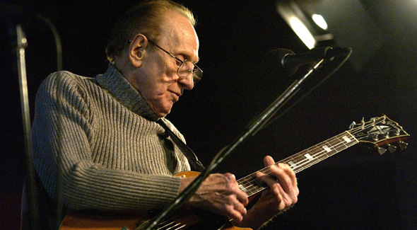 The Legacy of the Musical Innovator: Les Paul and Andy Hildebrand