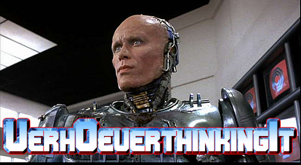 The American Tragic Hero #2: Robocop