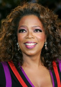 The traffic boost we'd get if Oprah muttered our name on her show, once, would dwarf all site traffic to date.