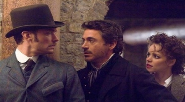 Is Sherlock Holmes the Last Superhero Movie of 2009?