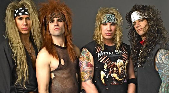 "Steel Panther: The ""Starship Troopers"" of Heavy Metal?"