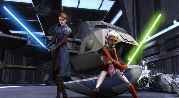 The Bittersweet Dramatic Irony of Cartoon Network's Clone Wars