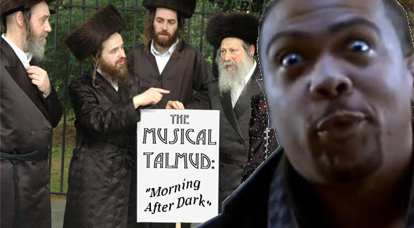 The Musical Talmud: Morning After Dark (Timbaland, featuring ShoShy and Nellie Furtado)