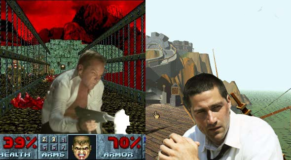 The 17 years of Jack: From MYST to Lost and DOOM to 24