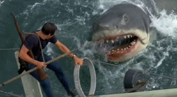 You're Gonna Need a Bigger Phallic Symbol: Jaws As a Journey from Impotence to Manhood
