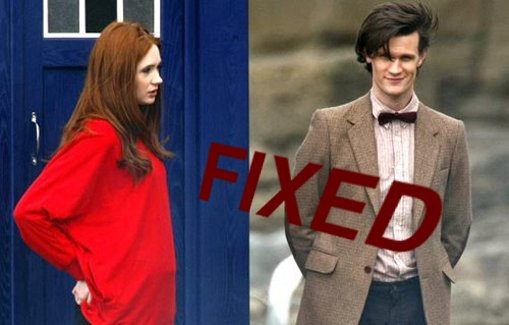 Fixing Doctor Who - Season Five Edition