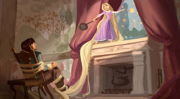 "The Dragon-Haunted World: The Art of Science in ""Tangled"" and ""How To Train Your Dragon"""