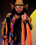 """Macho Man"" Randy Savage (1952-2011)"