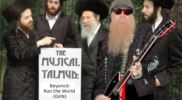 Musical Talmud: Run the World (Girls)