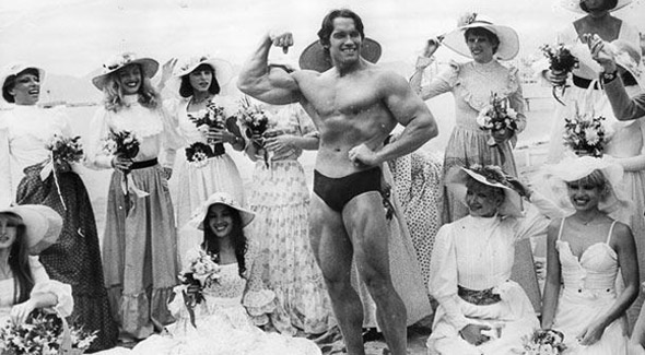 Love and Muscles: Arnold Schwarzenegger's Best Supporting Actresses