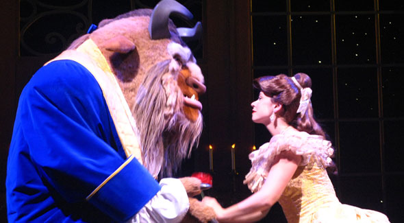 Beauty and the Beast's Dark Delusion