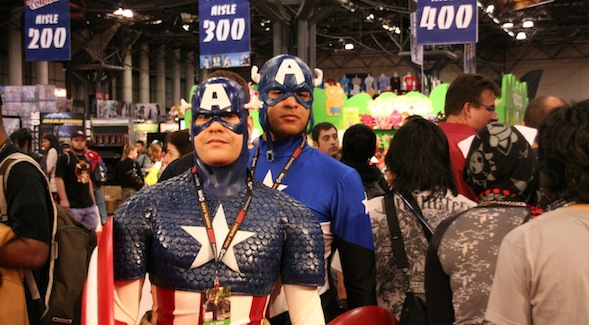 NY Comic-Con 2011: Costume Photo Gallery