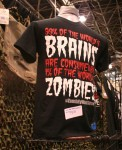 New York Comic-Con 2011: #ZombifyWallStreet