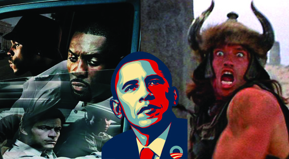 [Think Tank] Obama, The Wire and Conan the Barbarian