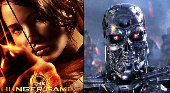Underthinking It: My Hunger Games - Terminator Crossover Fanfic