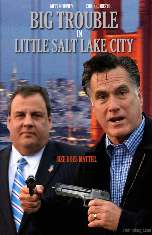 Mitt Romney and Chris Christie: Big Trouble in Little Salt Lake City