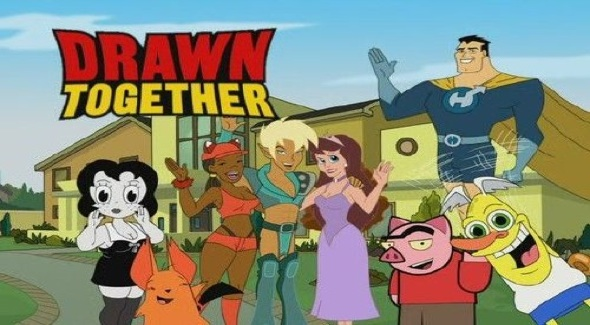 The Subversively PC Drawn Together