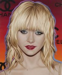 Taylor Momsen by Richard Phillips