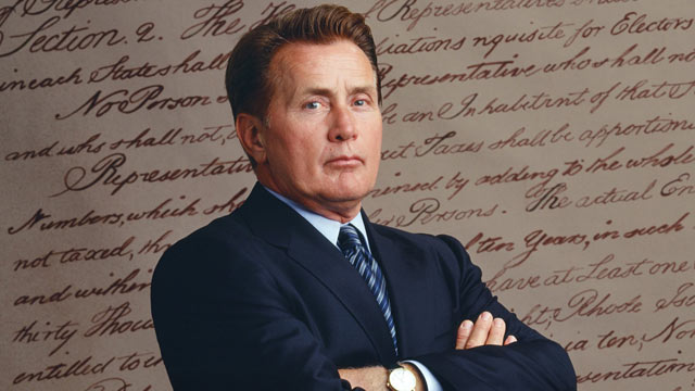 Bartlet's First Term: Graphed