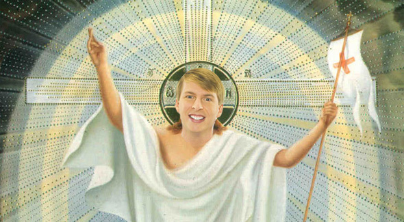 The Immortality of Kenneth Parcell