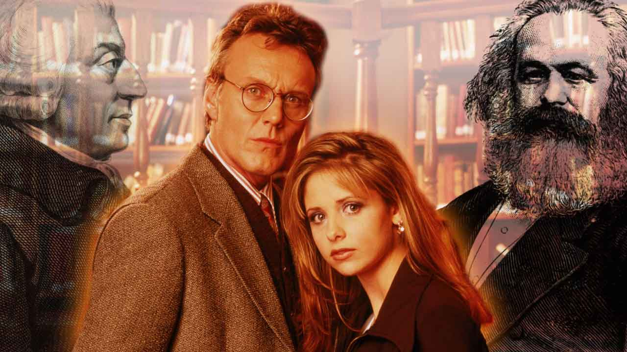 False Consciousness in Sunnydale: Karl Marx, Adam Smith, and Buffy the Vampire Slayer