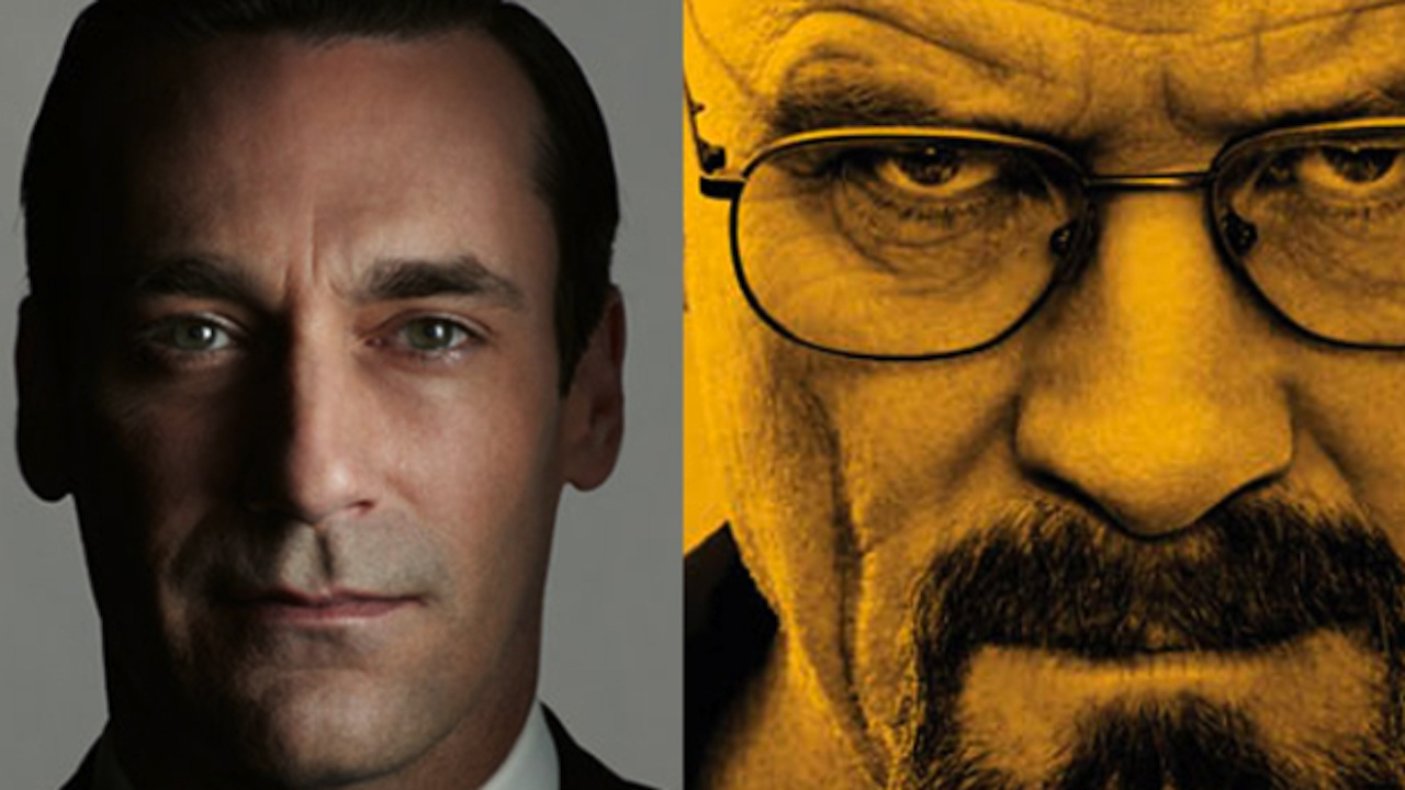 The Hole in the Middle: Mad Men and Breaking Bad
