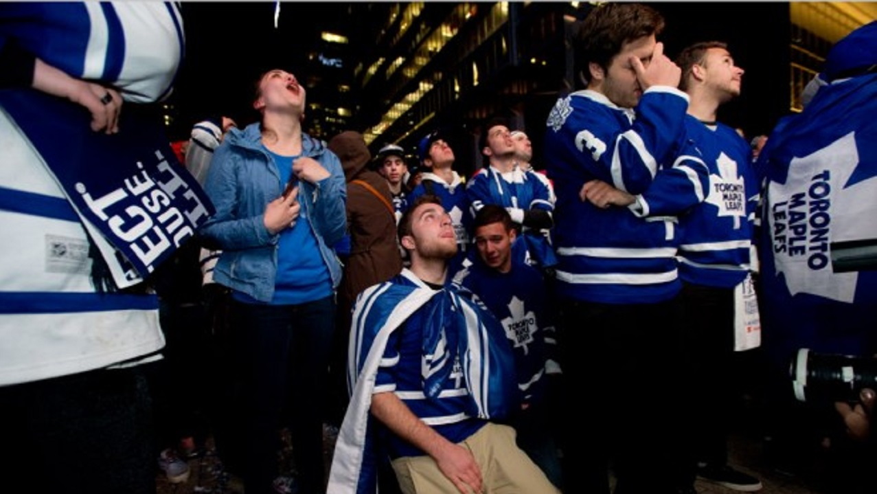 The Ship of Theseus and the Toronto Maple Leafs