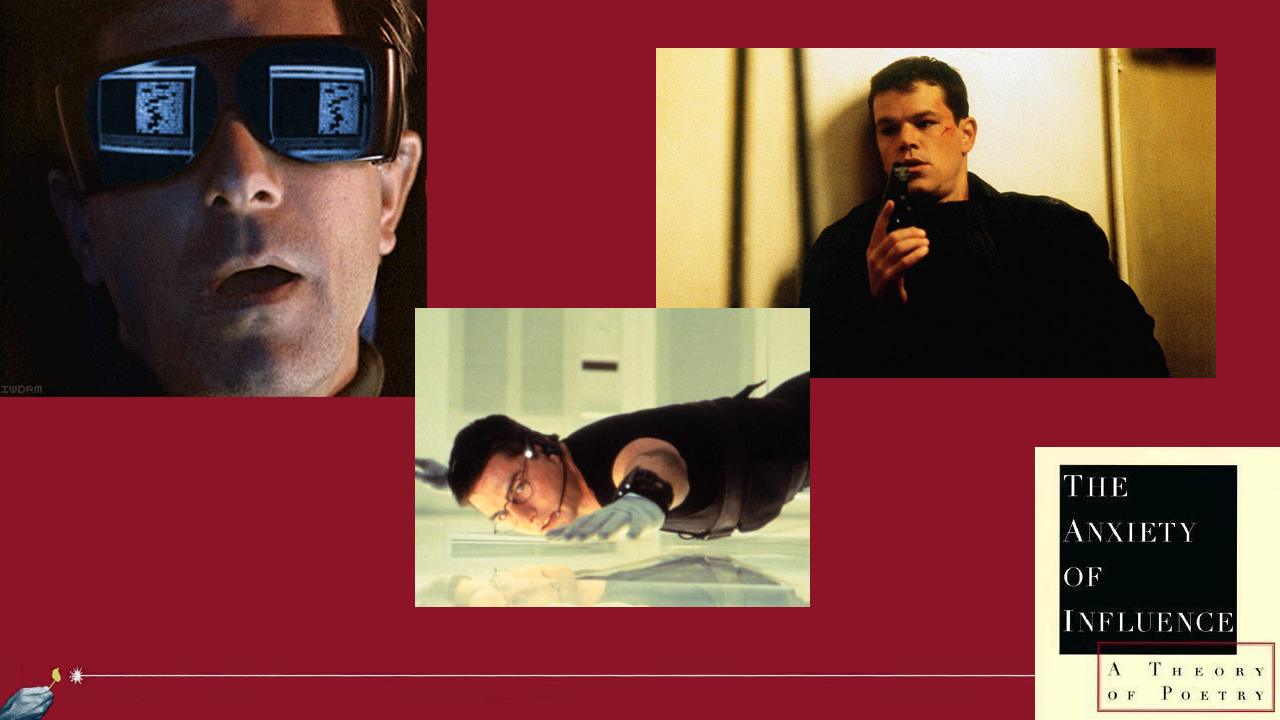 Revision: Impossible—The Anxiety of Influence in Spy Films 1992-2002