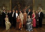 The cast of the Downton Abbey Christmas Special 2014 Season 4: The London Season