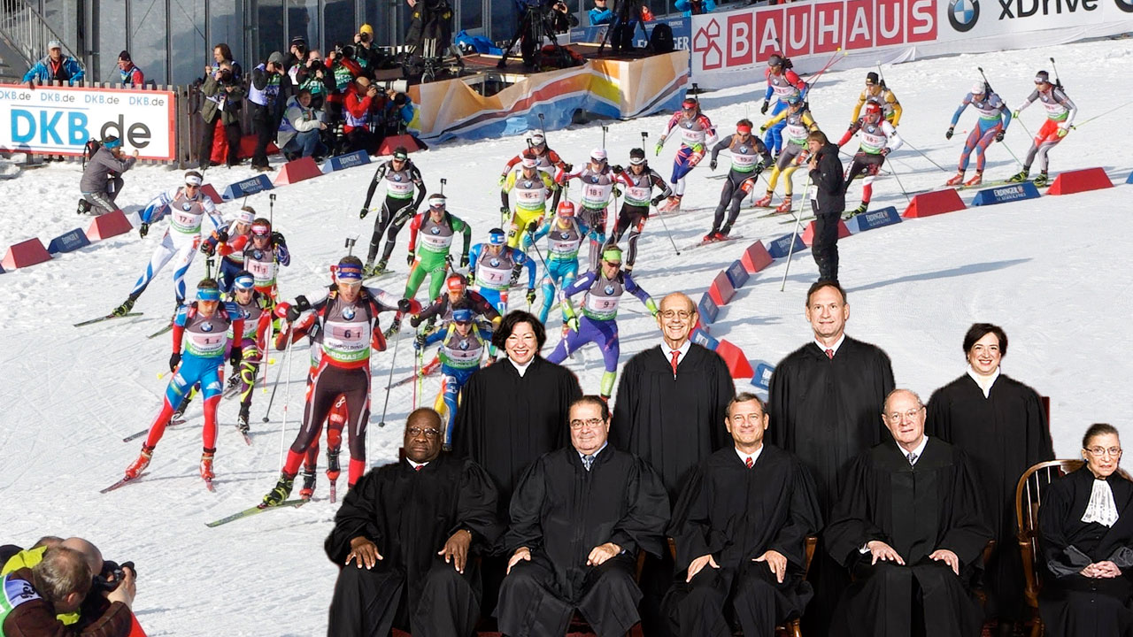 Sport Court: Is Biathlon a Sport?
