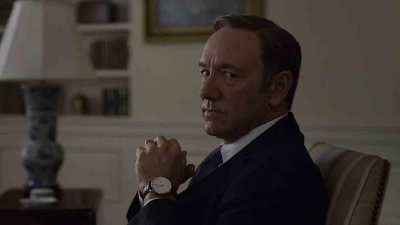 The Madness of Frank Underwood