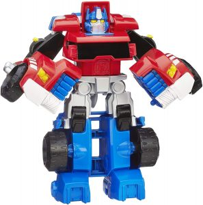 Optimus Prime: Rescue Bot